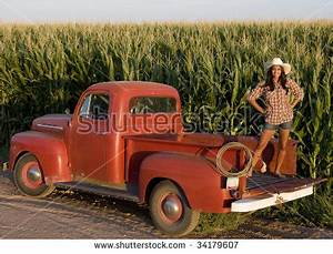 Old Pickup Truck Stock Images Royalty Free Images