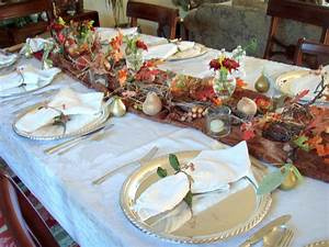 Thanksgiving, Table, Decorations, U00bb, An, Inspired, Kitchen