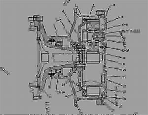 Caterpillar D8k For Parts Diagrams