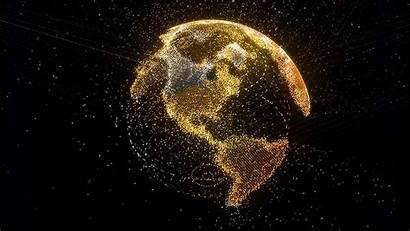 Earth Planet Desktop Wallpapers Globe Space Night