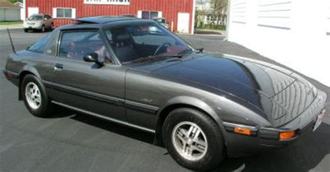 where are mazda cars built 1983 mazda rx 7 gsl coolest car ever made cool cars
