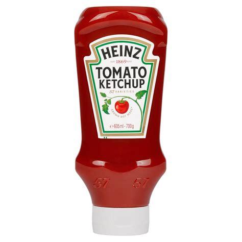 Heinz Tomato Ketchup 700g | Table Sauce | Iceland Foods