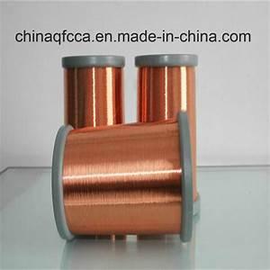 China 27 Awg Insulated Enameled Copper Clad Aluminum