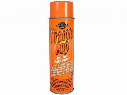 Orange Tech Pop Hi Citrus Degreaser Sharptruck