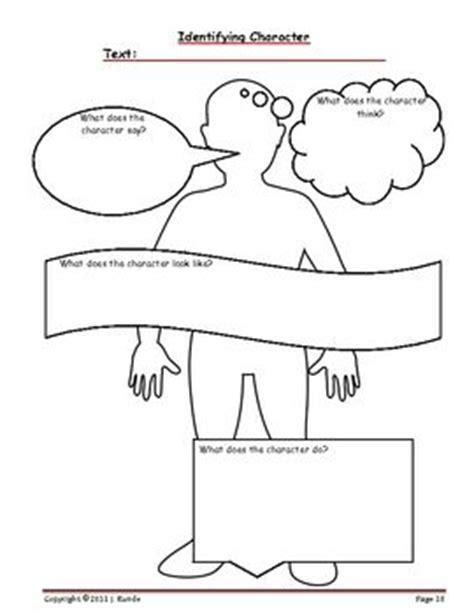 characterization activities school teaching writing