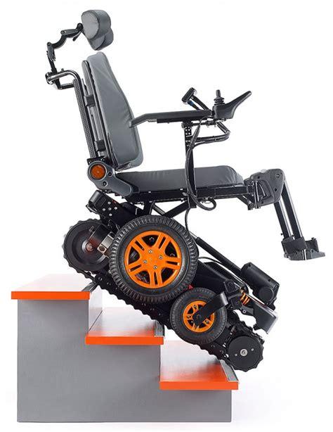 chaise roulante électrique stair climbing wheelchair topchair s