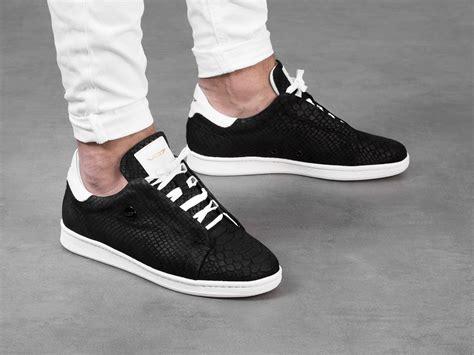 Basket Tendance Homme Vo7 Onyx Black Sneakers Mode Homme Bottes Et Hommes