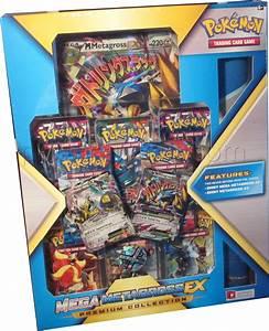 Pokemon  Mega Metagross Ex Premium Collection Box