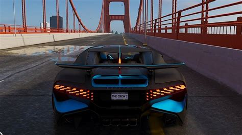 It's also the supercar through which bugatti revived its a heat shield carries the hot air out through the wheels. The Crew 2 - Bugatti Divo ⭐ San Francisco to Las Vegas в 2020 г