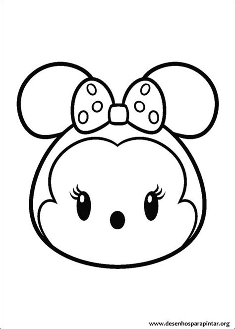 coloring pages  kids  images disney tsum tsum  coloring pages  print