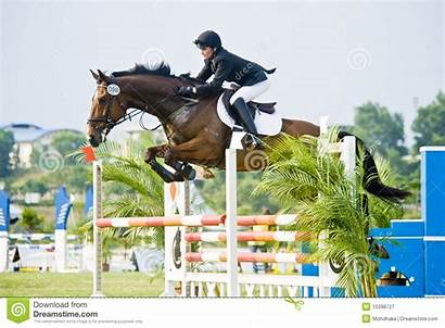 Jumping Equestrian Premier Cup Equine