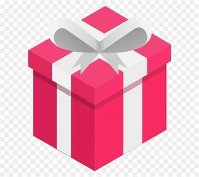 Gift Box Clipart Clip Cartoon Transparent Library
