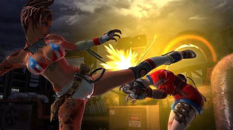 girl fight arena screens  artwork cramgamingcom