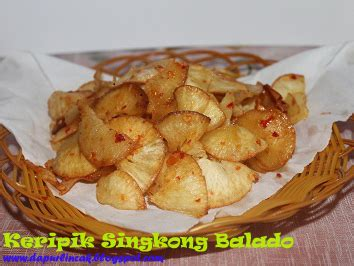 Check spelling or type a new query. My Taste in The Kitchen: Keripik Singkong Balado