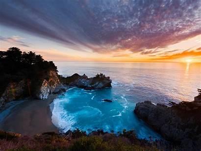 California Coast Naked Fondo Pantalla Nudist Js