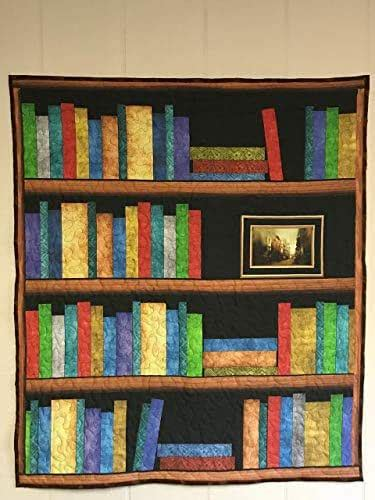 amazoncom digital  shelf bookcase quilt library