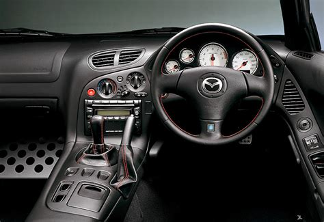 mazda rx  type rz fds specifications photo
