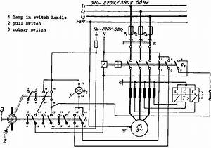 Manual Motor Starter Schematic Symbol