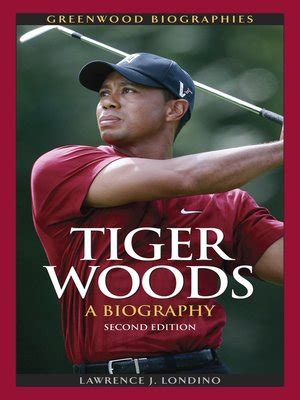 Tiger Woods by Lawrence J. Londino · OverDrive: ebooks ...