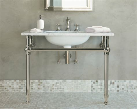 how to put in a kitchen sink bath consoles antique bathroom console sink american 9534