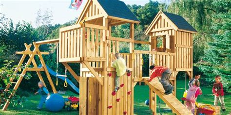 Spielplatz Im Garten Ideen