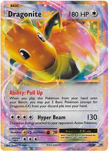 Dragonite EX - Evolutions #72 Pokemon Card