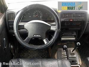 Used Nissan Truck 1995 1995 Nissan Double Cabin
