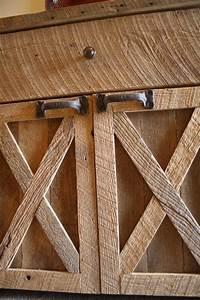 YOUR Custom Rustic Barn Wood Vanity or Cabinet by