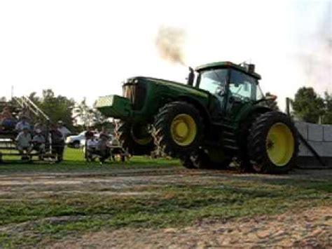 Tire De Tracteur De Ferme, St Samuel 2009 Bob 24000 Youtube