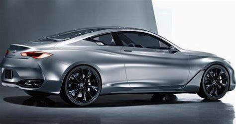 infiniti  coupe price specs concept release date