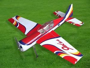 Yak 54 Electric Rc Airplane 380 40 U0026 39  U0026 39  Arf