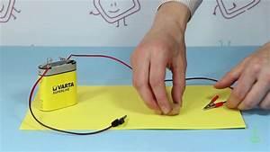 Circuito El U00e9ctrico  Materiales Conductores Y Aislantes  Experimentos  Divertiaula