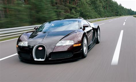 Bugati Car : 2006 Bugatti Veyron 16.4 Road Test