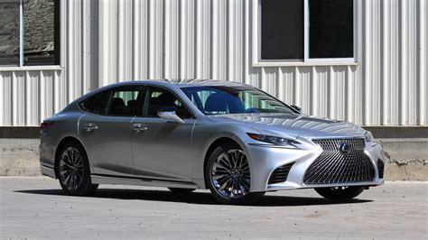 lexus ls   drive continuing  evolve luxury