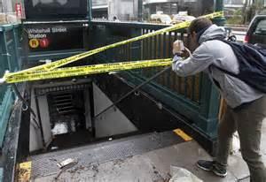 New York City Subway Hurricane Sandy