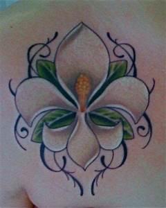 Fleur De Magnolia : magnolia fleur de lis tattoo skin art pinterest ~ Melissatoandfro.com Idées de Décoration