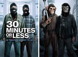 Check These Out: Two Great Teaser Posters for '30 Minutes ...