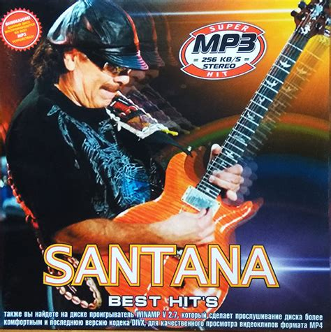 Santana  Best Hit's (cdr) At Discogs