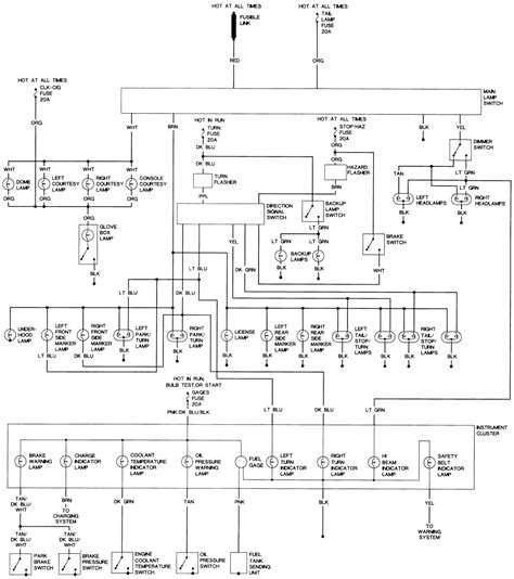 1979 Oldsmobile Fuse Diagram by I A 1979 Olds Cutlass And When I Pull The Knob For