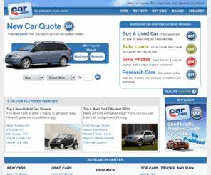 Car.com: New Ca... Auto Purchase Quotes