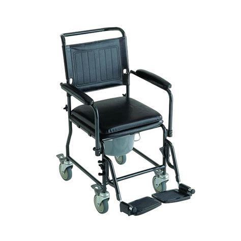 chaise de pour handicape chaise toilettes cascata simple et confort h720t4c invacare