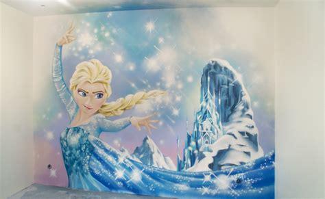 chambre de la reine des neiges decoration chambre la reine des neiges visuel 5