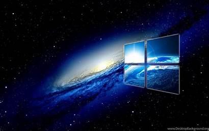 Windows Background Desktop Wallpapers Theme Space Fix