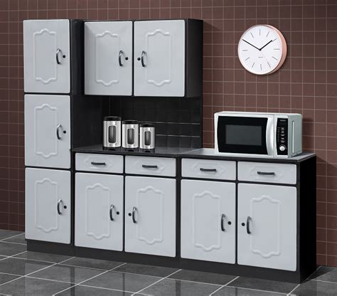 qq pc steel remus kitchen unit fair price