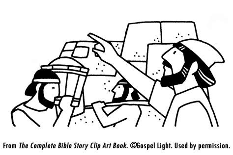 Rebuilding The Temple Bible Coloring Pages Whats In Sketch