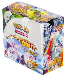 pokemon xy roaring skies booster 6 box case