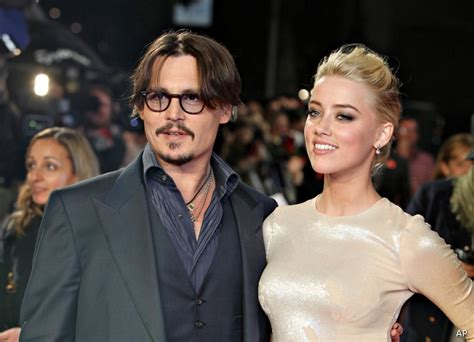 Johnny Depp and Amber Heard Engaged? Ring Sighting Ignites ...