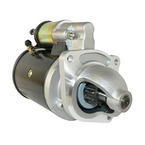 NEW FORD INDUSTRIAL TRACTOR STARTER 3 158 3 175 3 183 3