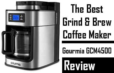 So today in this article i have decided to post a list of best grind and brew coffee makers. Espresso Gurus
