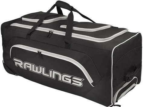 rawlings yadiwcb wheeled catchers equipment bag